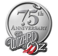 75th Anniversary wizard of Oz
